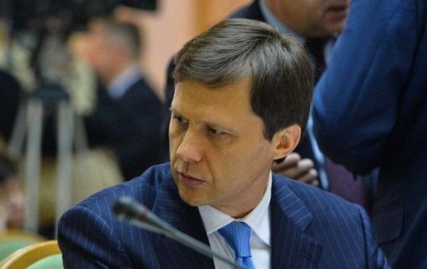 Кабмин предлагает Раде уволить министра экологии