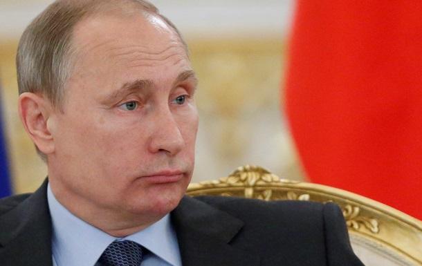 Путин продлил санкции против Европы на год