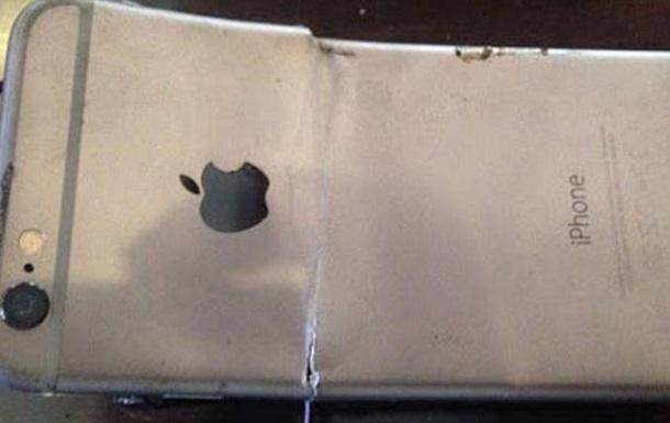 Не гарантийный случай: iPhone 6 взорвался и едва не изувечил владельца