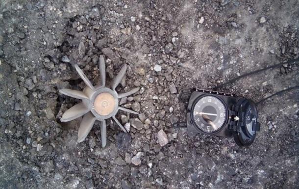 На Луганщине из-за взрыва мины ранены двое жителей