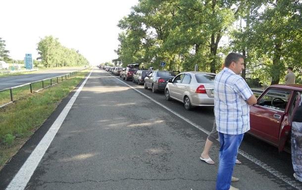 Движение из Донецка открыто по трем направлениям