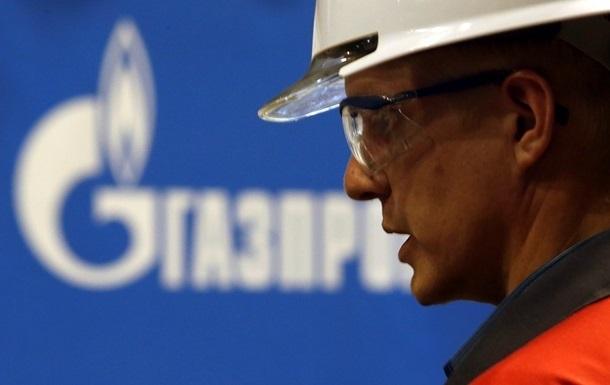Газпром требует от Украины $212 миллионов за газ для ЛДНР