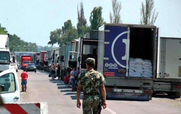 В Крыму заявляют, что Украина блокирует поставку продуктов на полуостров