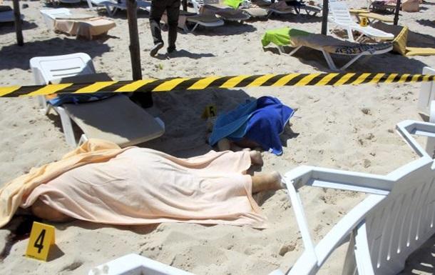 Теракт в Тунисе: уже 37 погибших