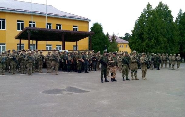 С осени украинских военных будут обучать канадцы