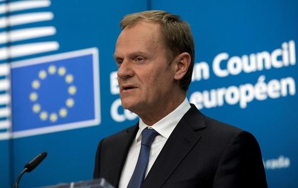 Глава Евросовета выступил за сохранение Греции в еврозоне