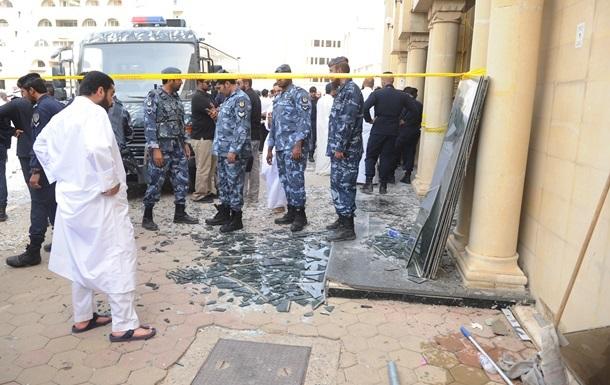 В Кувейте задержали водителя, который привез смертника к мечети