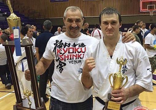 Херсонец Александр Еременко стал победителем Абсолютного чемпионата Америки.