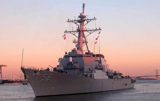 В порт Батуми вошел ракетный эсминец США