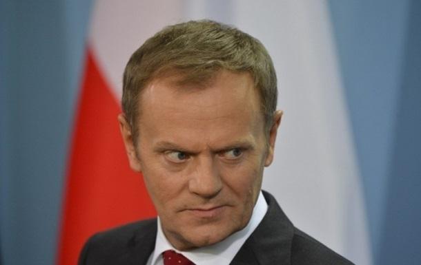 Глава Евросовета приравнял политику России к терроризму