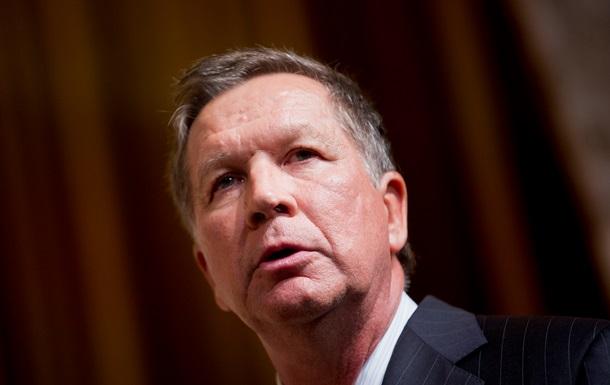 В президенты США намерен баллотироваться губернатор Огайо