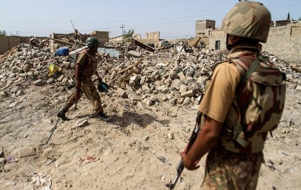 20 человек погибли в результате столкновений группировок в Пакистане