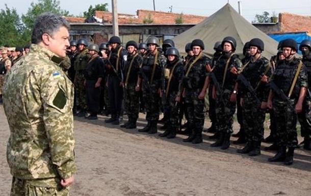 В Харькове сотню солдат  мобилизовали  прямо с улицы
