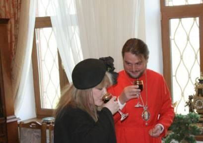 Незаданные вопросы митрополиту Драбинко