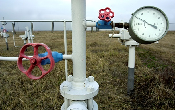 Украина импортирует газ только из Словакии