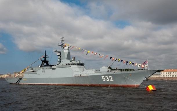 Иностранные ВМС не пришли на Международный военно-морской салон в России