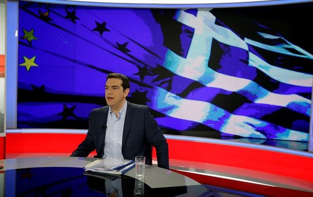 Ципрас выступит сегодня с телеобращением к грекам