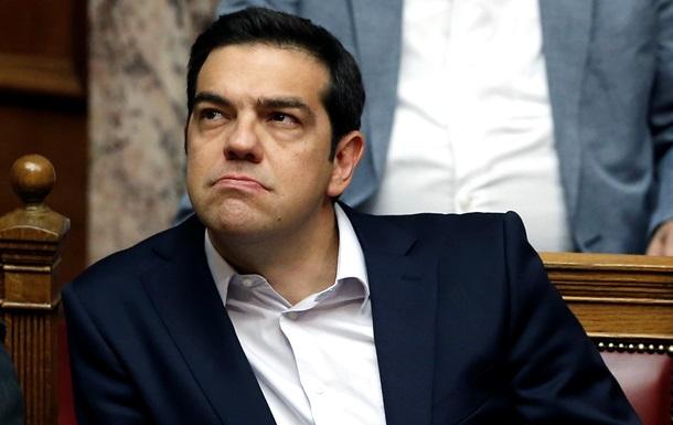 Ципрас: Реформы привели Грецию к гуманитарной катастрофе