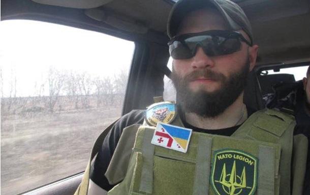 В Мариуполе погиб грузинский офицер – Саакашвили