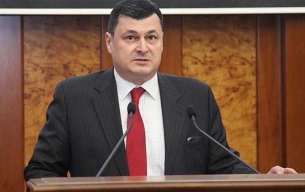 Глава Минздрава написал заявление об отставке - нардеп