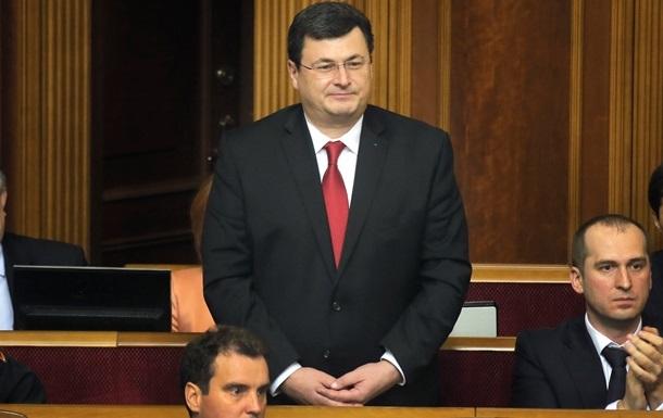 В Минздраве опровергли отставку Квиташвили
