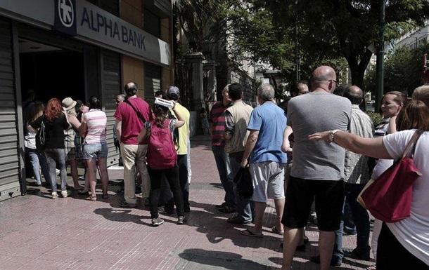 Из-за кризиса Греция теряет 50 тысяч туристов ежедневно