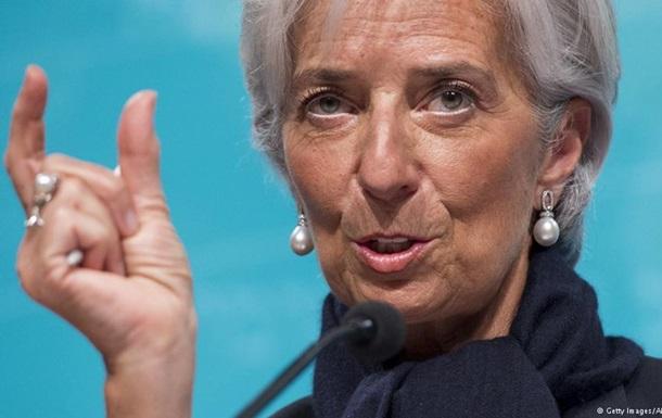 Глава МВФ: Греции следует вести себя чуть взрослее
