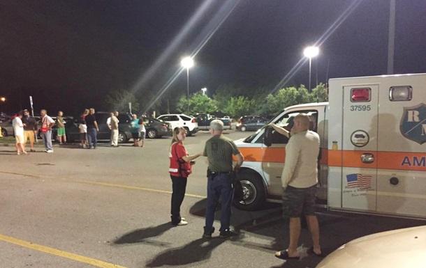 В США эвакуируют 30-тысячный город