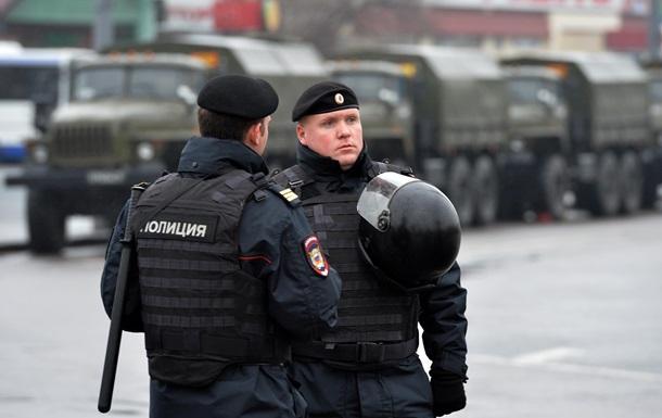 Полиции РФ хотят разрешить стрелять в женщин и в местах скопления людей