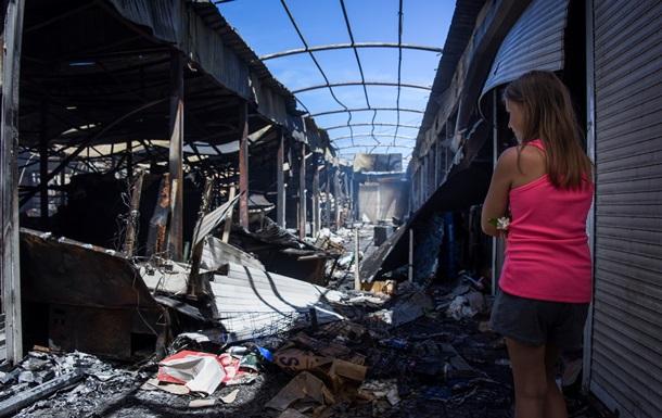 Голод, гепатит, отсутствие воды. Гуманитарная катастрофа в Донбассе