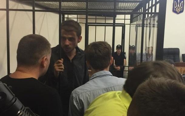 Подозреваемого в убийстве Бузины Полищука повторно арестовали