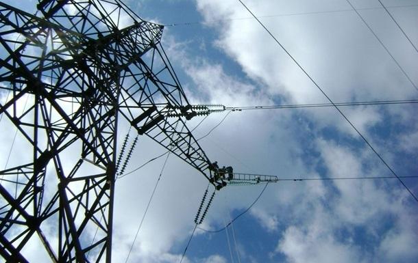 В Луганской области восстановили электричество