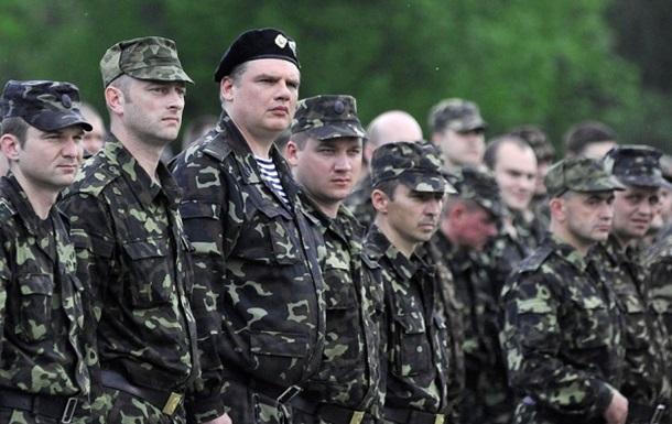 В Киеве готовится марш добровольческих батальонов