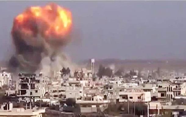 В Сирии при взрыве в мечети погибли десять боевиков