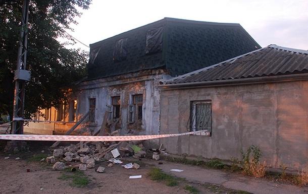 В Николаеве обрушился жилой дом, есть жертвы