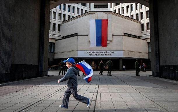ЕС считает возможным новый референдум в Крыму - СМИ