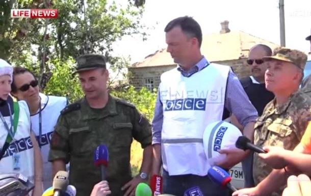 Российский генерал представился на украинском языке