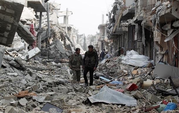При бомбардировке иракского Фаллуджи погибли более 30 человек