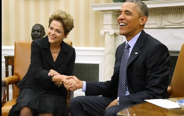 Спецслужбы США следили за политиками Бразилии - WikiLeaks