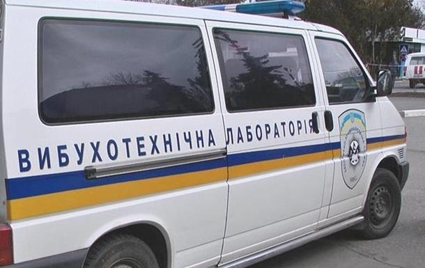В Одессе на перекрестке нашли взрывчатку с радиоуправлением