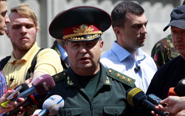 Полторак все еще надеется на возврат украинских кораблей из Крыма