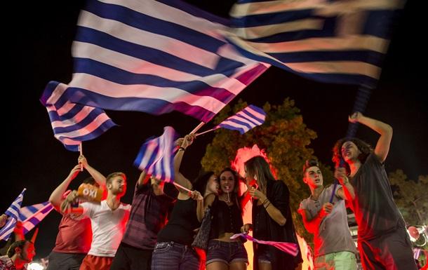 Итоги референдума: Греки отвергли предложения международных кредиторов
