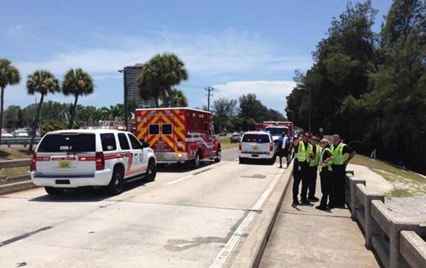 Дайвер во Флориде случайно выстрелил из гарпуна в голову друга