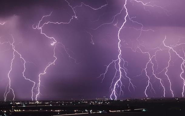 По Украине снова объявлено штормовое предупреждение
