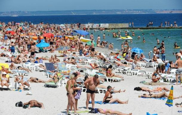 СЭС не рекомендует купаться на одесских пляжах