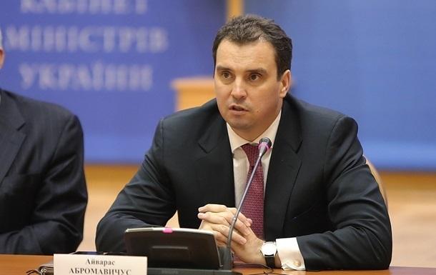 Абромавичус: Закон о валютных кредитах подрывает доверие к власти
