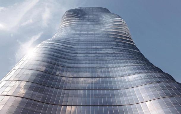 В Австралии возведут небоскреб, имеющий очертания женских форм