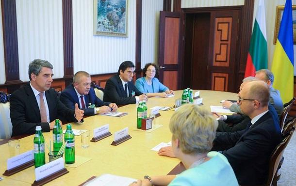 Болгария готова инвестировать в очистные сооружения в Украине
