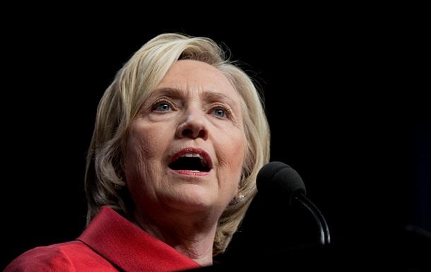 Клинтон обвинила Россию в финансировании хакерских атак
