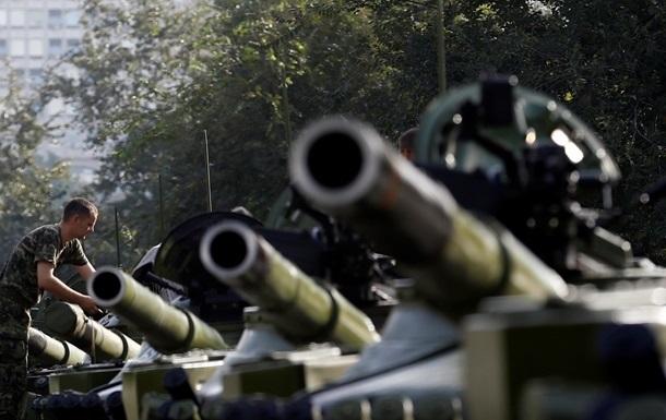 Украина увеличила производство оружия в 36 раз